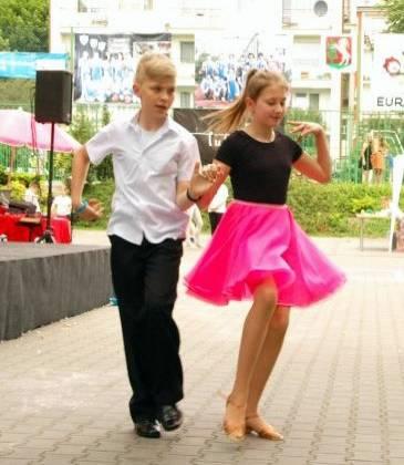Kurs tańca dla młodzieży