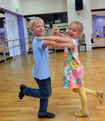 Kurs tańca dla dzieci 7-13 lat